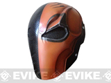 Evike.com R-Custom Fiberglass Wire Mesh Inspired by Deathstroke - Orange