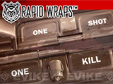 US NightVision Rapid Wraps™ Dust Cover Slaps - AR-15 (Version: Standard Edition)