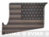 US NightVision Rapid Wraps� Magwell Slaps - US Flag (Color: Flat Dark Earth)