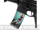 US NightVision Mag Wraps™ Hot Shots 2013 Pin-Ups - India July