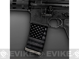 US NightVision Mag Wraps™ Rapid Wraps - Patriot: Stealth Black