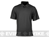 Under Armour Men's UA Tactical Range Polo - Black / Large