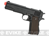 KWA Full Metal US General Issue M1911A1 NS2 Airsoft Gas Blowback Pistol - Classic