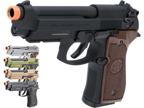 G&G GPM92 GP2 Gas Blowback Airsoft Pistol