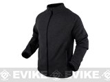 Condor Matterhorn Tactical Fleece Jacket - Black