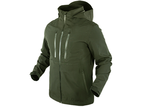 Condor Tactical Aegis Hardshell Waterproof Jacket (Size: OD Green / Large)