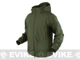 Condor Element Soft Shell Jacket - Olive Drab