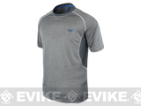 Condor Blitz Performance Workout Top - Graphite