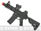 KWA Full Metal KR5 / M4 SBR Airsoft AEG Rifle with 5  KeyMod Handguard