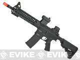 KWA Full Metal KR9 / M4 Airsoft AEG Rifle with 9 KeyMod Handguard