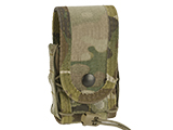 High Speed Gear HSGI Belt Mounted Covered Handcuff TACO Pouch (Color: Multicam)