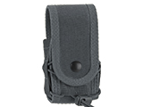 High Speed Gear HSGI Belt Mounted Covered Handcuff TACO Pouch - Wolf Grey