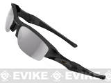 Oakley SI Flak Jacket - Matte Black w/Grey