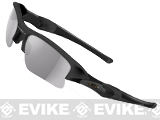 Oakley SI Flak Jacket XLJ - Matte Black w/Grey