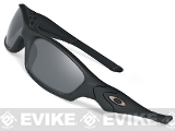 Oakley SI Straight Jacket  - Matte Black w/ Grey