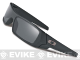 Oakley SI Gascan - Matte Black w/Grey Polarized