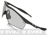 Oakley Industrial M Frame - Matte Black w/ Clear Lenses