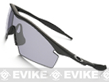 Oakley Industrial M Frame - Matte Black w/ Grey