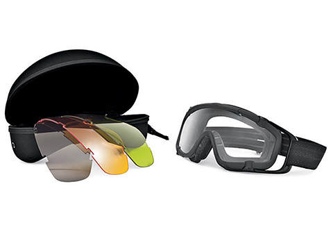 Oakley SI Ballistic Goggle - Black / Lens Array