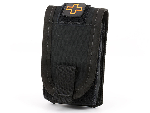 Eleven-10 Gear Tourniquet/Self-Aid Pouch (Color: Black / Belt Mount)