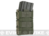 HSGI X2R TACO® Modular Double Rifle Magazine Pouch (Color: Smoke Green)