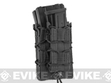 HSGI X2R/P TACO� Modular Double Rifle Magazine Pouch with Single Pistol Magazine Pouch (Color: Black)