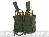 High Speed Gear HSGI TACO Double 40mm Grenade MOLLE Pouch - OD Green