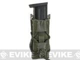 HSGI Pistol TACO® Modular Single Pistol Magazine Pouch (Color: MOLLE / Smoke Green)
