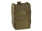 High Speed Gear HSGI TACO Single Stun Gun MOLLE Pouch (Color: Coyote Brown)