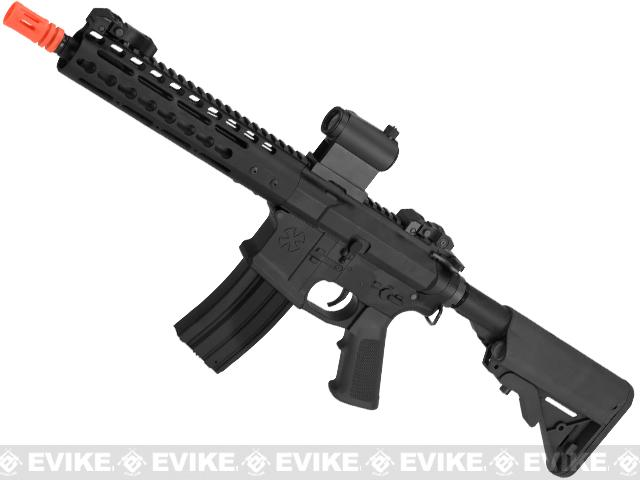 Socom Gear Full Metal Noveske Gen.2 N4 Airsoft AEG with NSR 9 RIS - Black