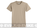 Under Armour Men's Tactical Heatgear® Compression Short Sleeve T-Shirt - Desert Sand (Large)