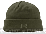 Under Armour Men's Tactical Stealth Beanie - OD Green