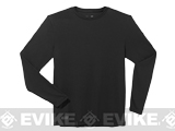 Under Armour Men's Heatgear� Tactical Long Sleeve T-Shirt - Black (Medium)