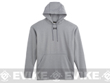Under Armour Men�s Armour� Fleece Team Hoodie - Gray (Size: Medium)