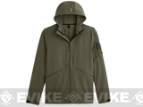 Under Armour Men's UA Storm Tactical Woven Jacket - Marine OD Green (Size: Large)