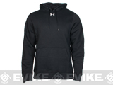 z Under Armour Men's UA SOAS Storm Hoodie - Black (Size: Medium)