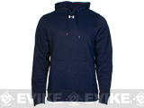Under Armour Men's UA SOAS Storm Hoodie - Midnight Navy (Size: Large)