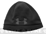 Under Armour Men's UA Outdoor Fleece Beanie - Black