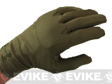 Under Armour Tactical Coldgear� Infrared Gloves - Green (Size: Medium)