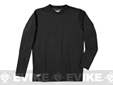 Under Armour Men's ColdGear® Infrared Tactical Fitted Crew - Black (X-Large)