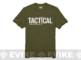 Under Armour Men's UA Tactical Logo T-Shirt - Major (Medium)