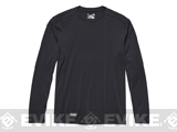 Under Armour Men's Tactical UA Tech™ Long Sleeve T-Shirt - Black (Medium)