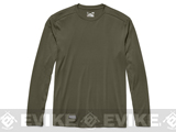 Under Armour Men's Tactical UA Tech™ Long Sleeve T-Shirt - OD Green (Large)
