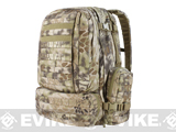 Condor Tactical Expedition Combat 3 Day Assault Back Pack (Color: Kryptek Highlander)
