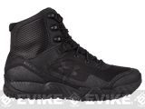 Under Armour Men's UA Valsetz RTS Tactical Boots - Black (Size: 12.5)