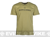 Under Armour Men's UA WWP BIH T-Shirt - Deer Skin (Large)