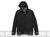 Under Armour Men's UA ArmourStorm� Sonar Waterproof Jacket - Black (Size: Medium)