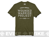 Under Armour Men's UA WWP Barbed Wire T-Shirt - Major (X-Large)