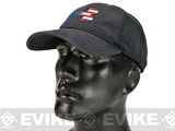 Under Armour Men's UA Big Flag Logo Mesh Hat - Dark Navy Blue