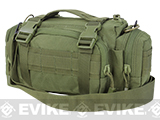 Condor Tactical MOLLE Modular Accessory MOLLE Pouch / Deployment Bag (Color: OD Green)